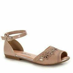 e508dbacf Sapatos Dakota, Saltos Bege, Sandalia Feminina Rasteira, Sapatos All Star,  Rasteiras Femininas