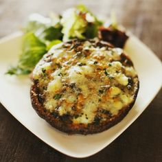 Happy Fabulous Friday. Have you ever tried our Saga Blue Stuffed Portobello? Well you should because it is amazing! Pair it with a great bottle of wine, on happy hour it's $5 off! Happy hour from 4-6pm #GhinisFrenchCaffe #TucsonOriginalsRestaurants #TGIF