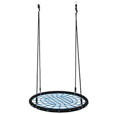 Acevivi New Fashion Black Heart Metal Frame Nail Display Wall Rack Shelf Fit Up To Blue Hanging Hammock Chair, Hanging Rope, Fire Pit Yard, Playground Set, Rope Swing, Outdoor Toys, Home And Garden, Outdoors, Ceiling Lights