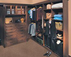 "Canyon Creek ""Closets Plus"" at Cabinets & Designs"