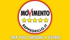 VOTATE MOVIMENTO 5 STELLE !!! ... ORA !!! ... O ... MAI PIU' !!! ... amen