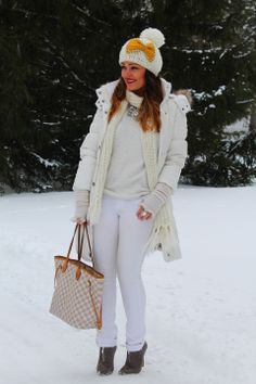 """♥ this look on whatiwear.com by ALEKSANDRA PANIC """"YOU ONLY MISS THE SUN WHEN IT STARTS TO SNOW"""" http://www.whatiwear.com/look/detail/172615"""