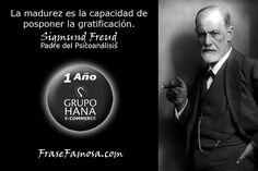Frases de Sigmund Freud - Frases de Madurez - Frase Famosa