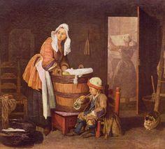 Jean-Baptiste-Simeon Chardin, 1738