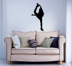 Vinyl Decals Figure Skating Ice Speed Sportsman Winter Extreme Sport Wall Art Sticker Home Modern Stylish Interior Decor for Any Room Smooth and Flat Surfaces Housewares Murals Design Window Graphic Bedroom Living Room (5068) stickergraphics http://www.amazon.com/dp/B00IT4TSDY/ref=cm_sw_r_pi_dp_faqWtb1EJZ5NYQWF