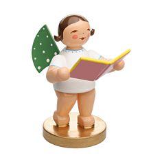 """Engel mit Notenblatt """"Stille Nacht"""", braun - Dieser Engel ist eine exklusive Edition für Käthe Wohlfahrt Leise und bedächtig erklingt: """"Stille Nacht! Heilige Nacht!"""". Die trostspendenden Worte waren a Wendt Kühn, Cinderella, Disney Characters, Fictional Characters, Disney Princess, Piano Sheet, Holy Night, Silent Night, Christmas Carols Songs"""