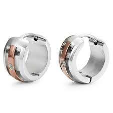 Image result for men's ear rings