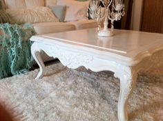 shabby chic coffee table - Google Search