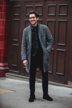 ideas fashion week men street style 2018 for 2019 Hipster Grunge, Grunge Goth, London Fashion Week Mens, Best Mens Fashion, Look Fashion, Trendy Fashion, Fashion Ideas, Fashion Trends, Fashion Fall