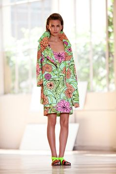 Ter et Bantine Resort 2012 Fashion Show