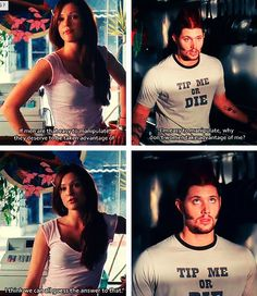 [SET OF GIFS] Ten Inch Hero.  Priestly & Tish.