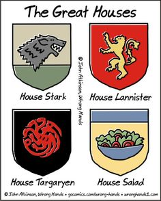 The Great Houses Classroom Images, Culture Shock, English Fun, House Stark, Savage Chickens, Houses, Humor, Comics, Funny