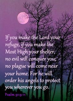 Ps 91:9-11