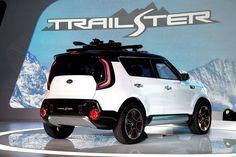 Trail´Ster Concept car presentado en el Salón de Chicago