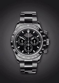 Rolex Daytona: Midnight / The Most Expensive Rolex Watch... �15,500.00 / ... | watchestry