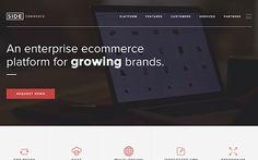 A new enterprise ecommerce platform for growing brands.