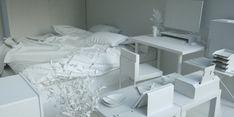 ArtStation - Room Project 5, Mark Chang