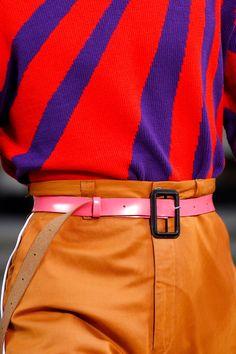 Kenzo Spring 2018 Menswear Accessories Photos - Vogue