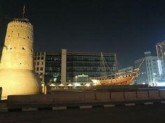 The Museum, Deira City (old Dubai)