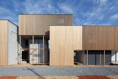 Dragon Court Village Architects: Eureka Location: Aichi, Japan