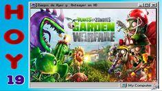 19 - Plantas vs Zombies Garden Warfare  - Juegos de Ayer y Anteayer en HD