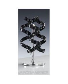 #Metallux #Astro table lamp diam 20 Design S.T. Metallux