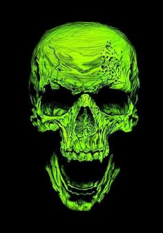 Green SkullKichi