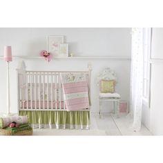 Whistle & Wink   Fairyland 3-Piece Crib Bedding Set