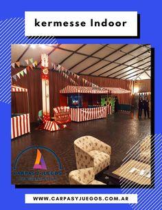 Pensás en armar una Kermesse??? www.carpasyjuegos.com.ar #Kermesse #KermesseIndoor #Eventos #CarpasYJuegos Games, Events