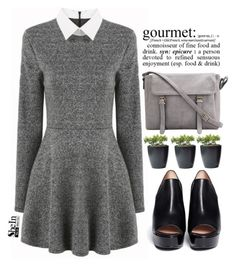 """Untitled #0005"" by amilla-top ❤ liked on Polyvore featuring Robert Clergerie, women's clothing, women, female, woman, misses and juniors"