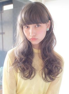 2015夏トレンドヘアカラー》透き通るような甘い【ルミエールカラー】で ... 夏の髪色は、透明感のある「ルミエールカラー」で♡