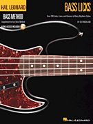 Bass Licks (Softcover Audio Online)