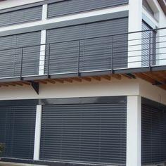 Venkovní žaluzie - realizace Zlín Blinds, Curtains, Home Decor, Decoration Home, Room Decor, Shades Blinds, Blind, Draping, Home Interior Design