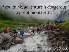 Adventure gives travel an all new definition!