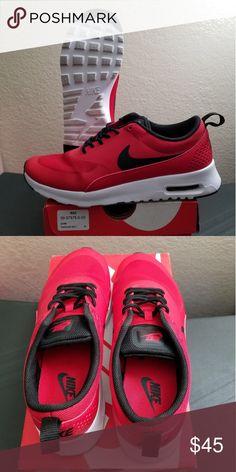 detailed look ed12f c6af2 Womens Nike air max thea sz 7.5 Used womens nike air max thea sz 7.5 Fits