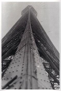 Germaine Krull - La Tour, 1928.  … from Germaine Krull: Photographer of Modernity, Kim Sichel, The MIT Press, 1999.