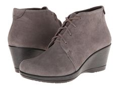 Dansko Renee Slate Kid Suede. I don't know why I'm pinning these because they're too $. But they're just so dang cute.
