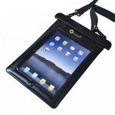 Funda acuática para Tablets hasta 10 pulgadas con conector jack 3,5mm Muvit