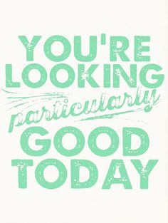 Because YOU look great ;) @LilArtistLele @Janna K. K @Olivia García Buck