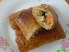 Cristina's world: Pachetele cu legume Apple Pie, Lasagna, Ethnic Recipes, Desserts, Food, Gourmet, Tailgate Desserts, Deserts, Essen