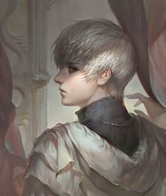Find images and videos about art, anime and hand on We Heart It - the app to get lost in what you love. Fantasy Kunst, Fantasy Art, Anime Kunst, Anime Art, Character Portraits, Character Art, Sengoku Basara, Handsome Anime, Boy Art