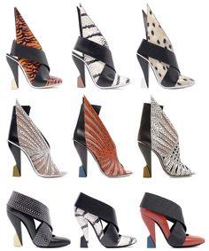 balenciaga spring/summer 2012 awsome shoes! <3