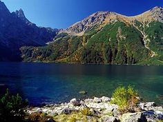 Morskie Oko Lake - Tatry