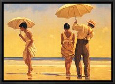 Jack Vettriano, Posters and Prints at Art.com