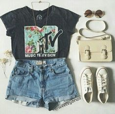 Music Television Outfit