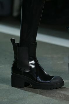 Shoes at Marc by Marc Jacobs Spring 2015 NYFW