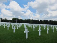 Luxembourg American Cemetery and Memorial - Luxembourg, Europe