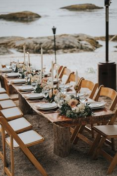 Organic boho Tofino beach wedding at Wickanninish Inn. PHOTOGRAPHY by Joel + Justyna Bedford, destination wedding photographers