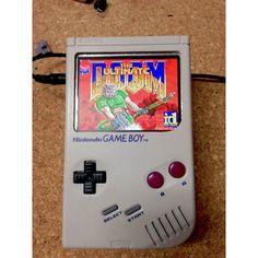 Instructable dor RaspiBoy, Raspberry Pi Gameboy, SuperPiBoy: A RaspberryPi inside a Gameboy