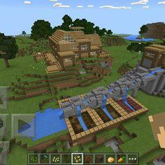 67 Likes, 3 Kommentare – bluesheep ( auf Instagra … – … Minecraft Farmen, Minecraft Survival, Minecraft Construction, Amazing Minecraft, Cool Minecraft Houses, Minecraft Tutorial, Minecraft Blueprints, Minecraft Crafts, Minecraft Buildings